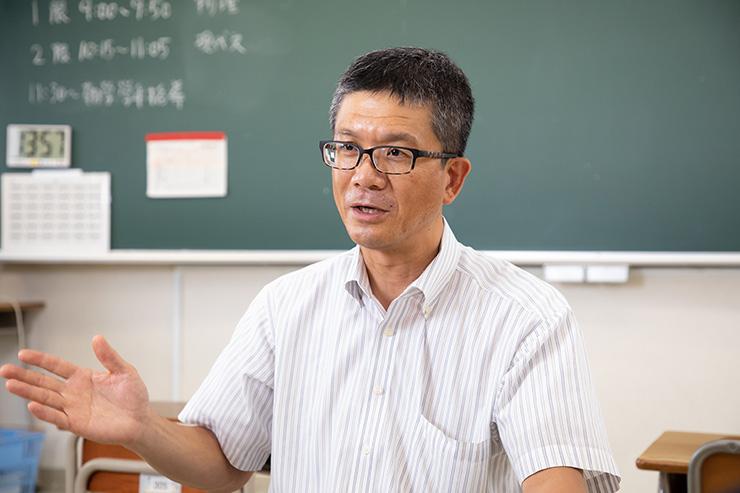 川澄先生へのインタビュー